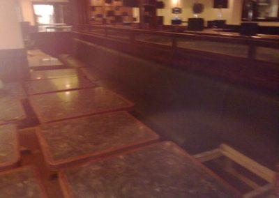 trabajo tapicería bar