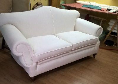 Restauración Tapizado de sofás y sillones