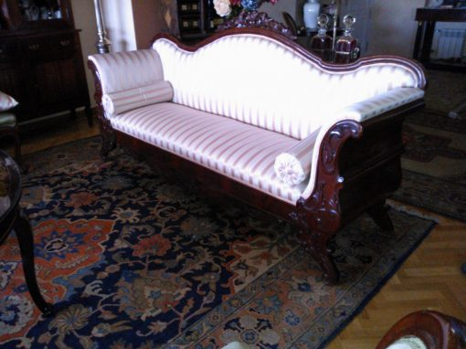 Restauración de sofas y sillones