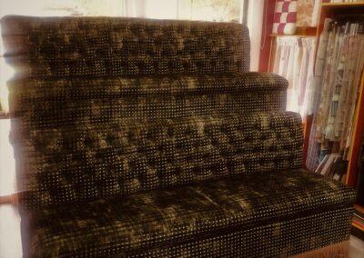 Trabajos de tapicería